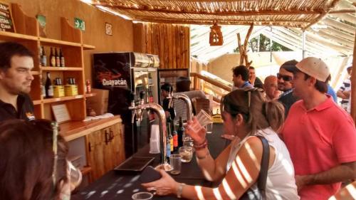 Tour Valle en cerveceria Guayacan